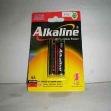 Battery ABC Alkaline AAA