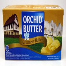 Orchid Butter Unsalted 227 gr