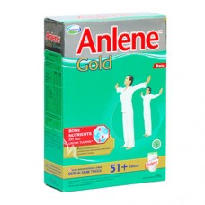Anlene Milk Gold 51+ Chocolate 250 gr (Milk Powder)