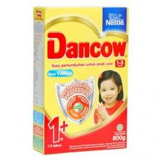 Dancow Milk 1+ Vanilla 800 gram