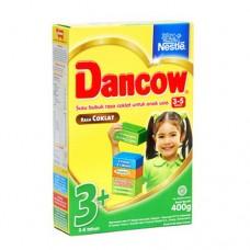 Dancow Milk 3+ Chocolate 400 gram