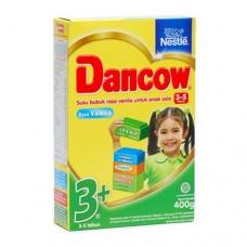 Dancow Milk 3+ Vanilla  400 gram