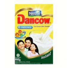 Dancow Milk Instant Growth Plus Plain 800 g