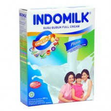 Indomilk Milk Full Cream 400gr