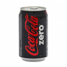 Minuman Coca Cola Zero Can 250ml