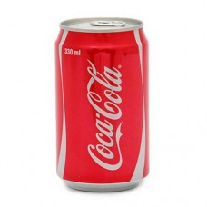 Coca Cola Drink Can 330 ml