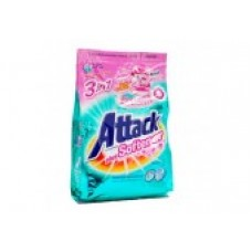 Cleaning Clothes Attack Detergent plus Softener 450g
