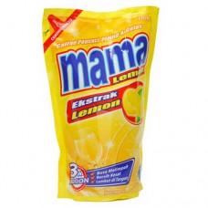Mama Lemon Dishwashing Liquid 400ml
