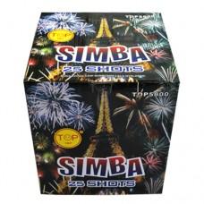 Fireworks Top 5800 Simba 25 Shots