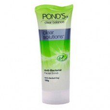 Facial Cleansing Ponds Clear Solution 100 gram