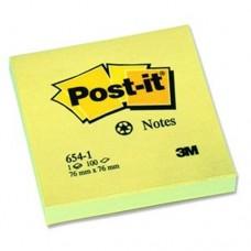 Post It 3M No.654 Per pieces @100 Lembar