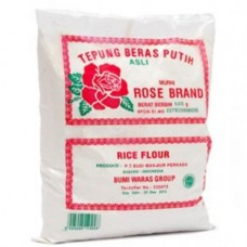 Tepung Beras Rose Brand 250 gr