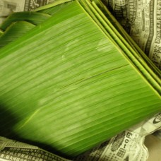 Banana Leaves Per bunch