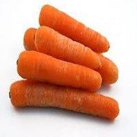 Carrots Vegetables Per 100 gram