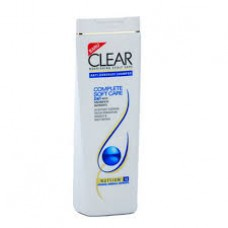 Shampoo Clear Complete Soft & Care 370 ml