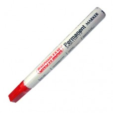 Spidol Snowman Permanent Marker Red