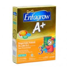 Susu Enfagrow A+ 3 Vanila 400gr