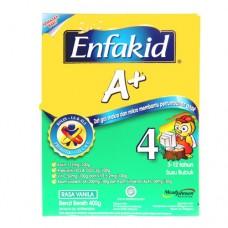 Susu Enfakid A+ 4 Vanila 400gr