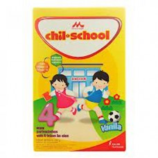 Chilschool Milk Platinum Vanila 400gr