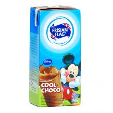 Frisian Flag Milk Chocolate 190 ml  Per pak ( 5 pieces )