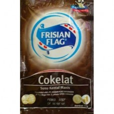 Frisian Flag Milk Chocolate Sachet  42gr