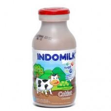 Indomilk Milk Chocolate 190 ml Per pak ( 5 pieces )