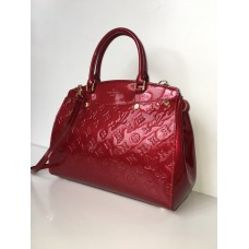 Louis Vuitton Brea Vernis Embossed With Long Strap