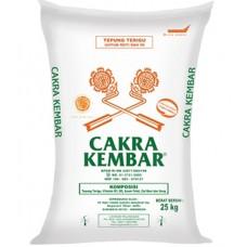 Cakra Kembar Flour 25 kg