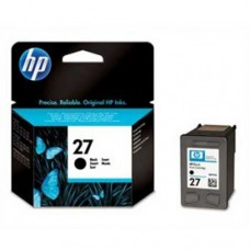 Tinta HP 27 Hitam (Original)