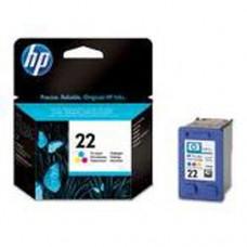 Tinta HP Deskjet 22 Refill (Colour)