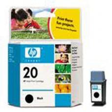 Tinta HP Deskjet 20 Refill (Hitam )