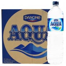 Aqua Botol 1500 ml Per Dus
