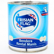 Frisian Flag Full Cream (Sweetened Condensed Milk) 375 gram