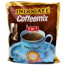 Indocafe Coffeemix 3in1 (20gr x 30 Pieces)