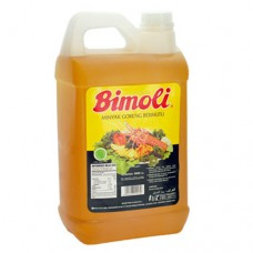 Bimoli Cooking Oil Classic 5L Jar