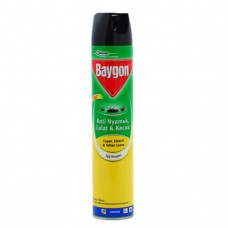 Baygon Masquito Repellant Yellow 750 ml