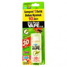 aOne Push Vape Green Tea 30 Days