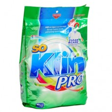 So Klin Pro Cleaners Clothing Detergent 1.8 kg