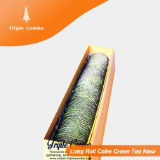 Long Roll Cake Green Tea LRC-006
