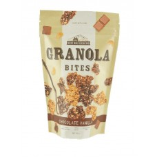 EBC Granola Bites Chocolate Vanilla 150gr