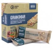 Granobar Dates, Almonds & Chia Seeds 145gr (5 Pieces)