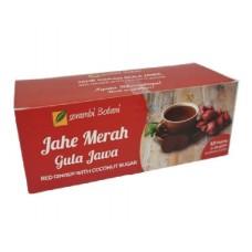 Jahe Merah Gula Jawa 12 Pieces