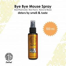 BYE BYE MOUSE SPRAY Pengusir tikus alami non pestisida
